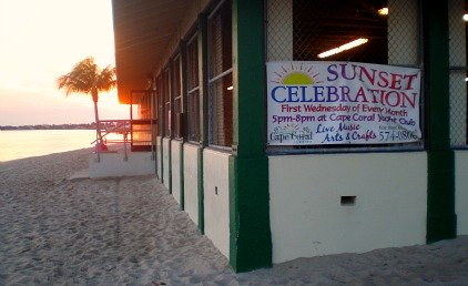 cape coral sunset celebration