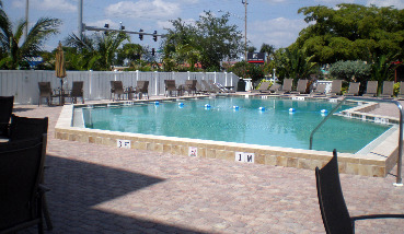 accommodations in cape coral