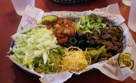 Low Calorie Mexican Food To Order