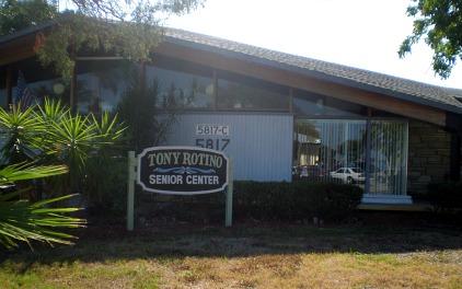 tony rotino senior center