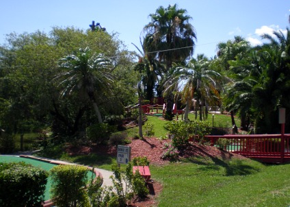 cape coral mini golf