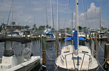 cape coral yacht club marina
