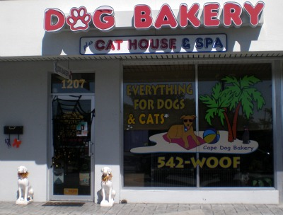 cape coral dog bakery