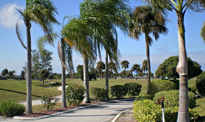 cape coral golf course