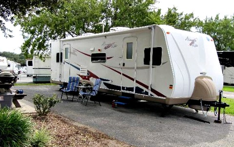 rv resorts florida