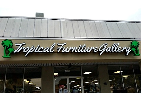 tropical furniture gallery